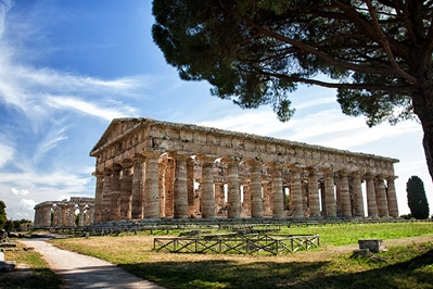 Paestum Temple of Neptune