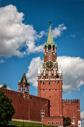 Kremlin Clock Tower