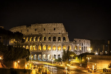 A Night at the Colosseo